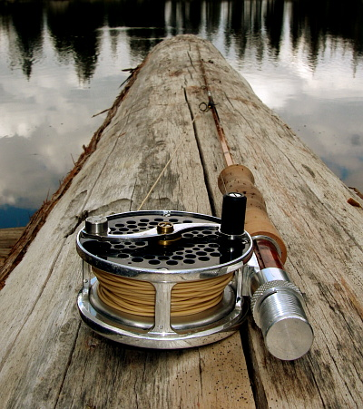 A fever driven essay about bamboo fly rod builders or for Bamboo fly fishing rod