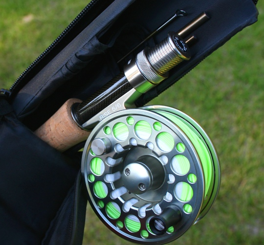 redington rs4 fly rod and rise fly reel