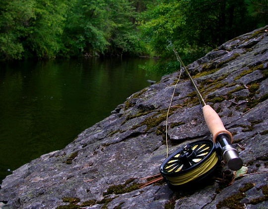 The underground picks the dozen best fly rods of all time for Best all around fishing rod