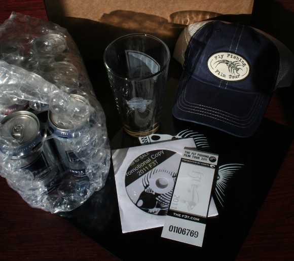 The 2011 Fly Fishing Film Tour Media Kit