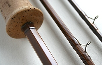 Bamboo fly rod from Jim Reams