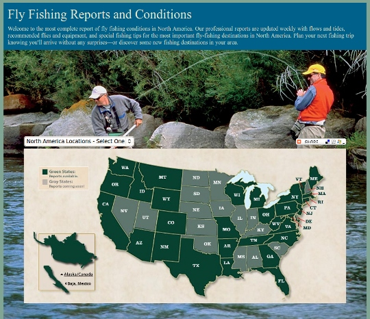 Advertisement] For Accurate Fly Fishing Info, Try the Orvis