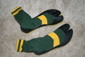 Tennessee Valley Angler Tabi wading socks