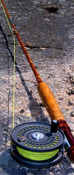 Phillipson 8' 5wt bamboo fly rod