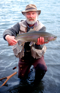John Gierach, Trout Bum, writer