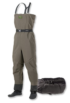 Orvis Pack && Travel Waders